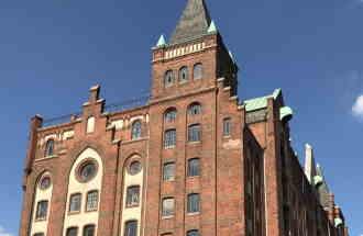 Auswandererwelt Balinstadt Hamburg