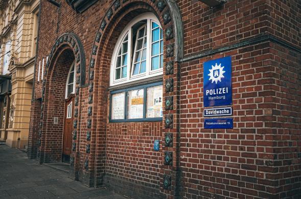 Davidwache Hamburg St. Pauli