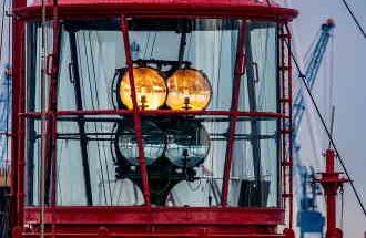 Feuerschiff Hamburger Hafen