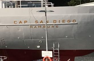 Museumsschiff Cap San Diego Hamburg