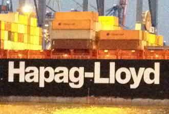 Hapg Lloyd Reederei