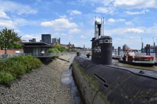 U-343 U-Boot Museumsschiff