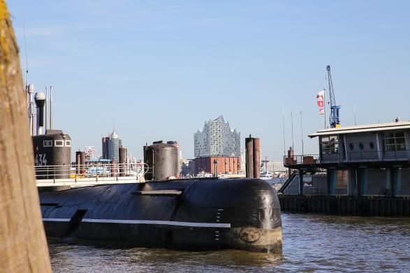 U-434 U-Boot Museum Hamburg