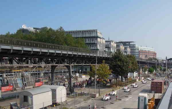Verlagshaus Grunar und Jahr Hamburg
